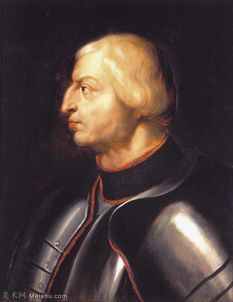 【欣赏级】YHR191105311-彼得保罗鲁本斯Peter Paul Rubens德国巴洛克画派画家古典油画人物高清图