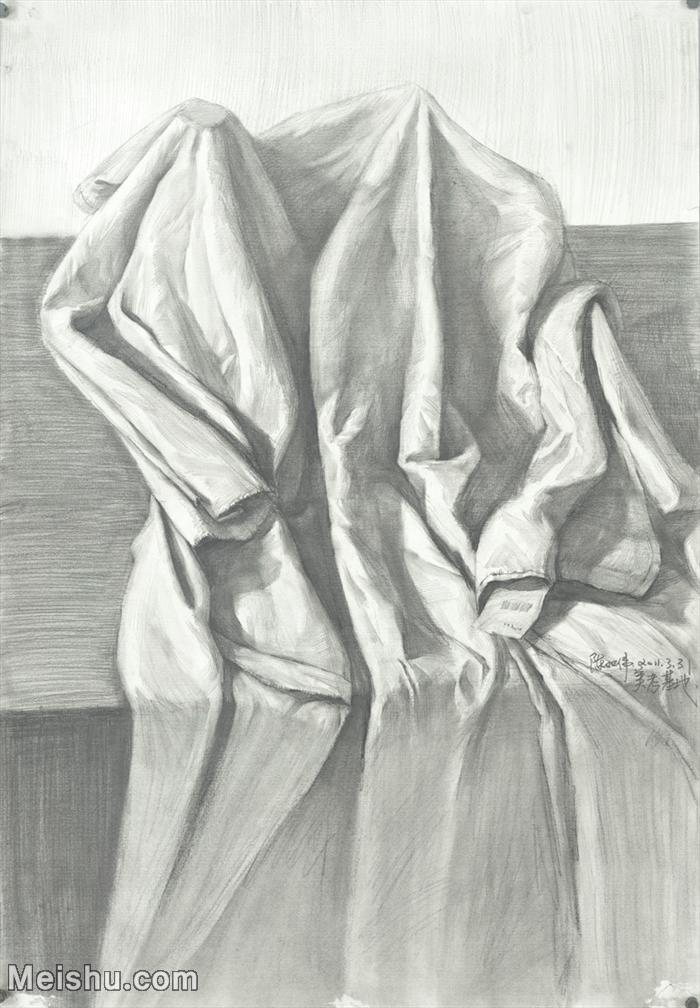 【超顶级】SM-10122986-素描静物美考优秀试卷艺考高分卷铅笔画美术生作品图片下载-169M-6409X9227.
