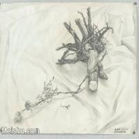 【超顶级】SM-10122907-素描静物美考优秀试卷艺考高分卷铅笔画美术生作品图片下载-188M-9488X6932