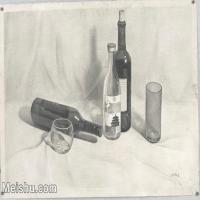 【超顶级】SM-10122894-素描静物美考优秀试卷艺考高分卷铅笔画美术生作品图片下载-141M-8380X5891