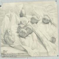 【超顶级】SM-10122908-素描静物美考优秀试卷艺考高分卷铅笔画美术生作品图片下载-196M-9712X7060