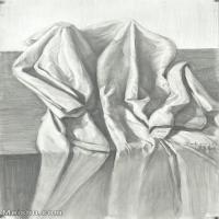 【超顶级】SM-10122986-素描静物美考优秀试卷艺考高分卷铅笔画美术生作品图片下载-169M-6409X9227