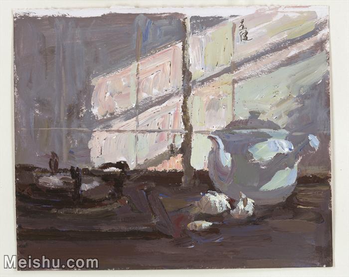 【打印级】SF-10121424-水粉静物美院优秀试卷优秀考生绘画作品艺考高分题库高清图片-24M-2845X2255.