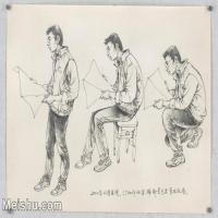 【印刷级】SM-10123743-人物速写美术高考人物速写考题模拟试卷高清作品常俊速写高清图片-103M-7104X5075