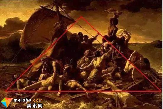 三角形在绘画创作中的重要性