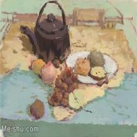 【印刷級】SF-10120573-水粉靜物美院優秀試卷優秀考生繪畫作品藝考高分題庫高清圖片-115M-6536X4634