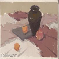 【印刷级】SF-10120850-水粉静物美院优秀试卷优秀考生绘画作品艺考高分题库高清图片-55M-4583X3166