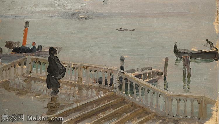 【欣赏级】YHR15105411-列宾Ilya Repin经典油画作品高清图片人物肖像油画作品图片素材写实派画家油画作品