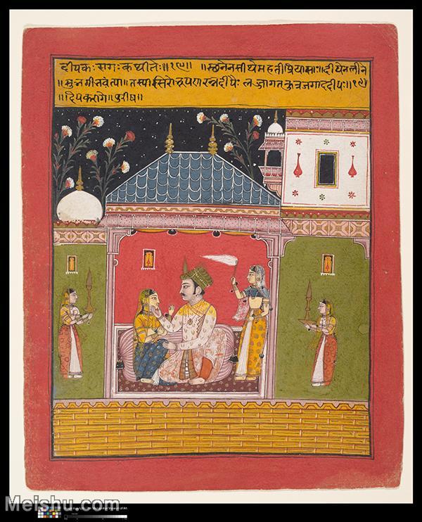 【欣赏级】YD12159846-印度画异域文化高清晰图片电子文件下载-9M-1618X2000.jpg