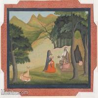 【欣赏级】YD12159773-印度画异域文化高清晰图片电子文件下载-7M-1915X1362