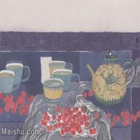 【超顶级】MSH1078民俗画樱桃多子多福图片-334M-12957X9010