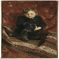 【欣賞級】YHR15105414-列賓Ilya Repin經典油畫作品高清圖片人物肖像油畫作品圖片素材寫實派畫家油畫作品大圖-13M-1552X3000