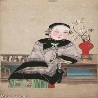 【超顶级】MSH1074民俗画杨柳青年画仕女图片-130M-4415X7578_1526234