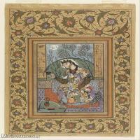 【欣赏级】YD12159671-印度画异域文化高清晰图片电子文件下载-17M-2000X3001