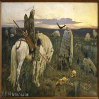 【打印级】YHR15105432-列宾Ilya Repin经典油画作品高清图片人物肖像油画作品图片素材写实派画家油画作品大图-33M-4560X2565