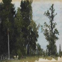 【欣赏级】YHR15105415-列宾Ilya Repin经典油画作品高清图片人物肖像油画作品图片素材写实派画家油画作品大图-13M-3000X1575