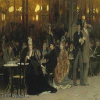 【欣赏级】YHR15105405-列宾Ilya Repin经典油画作品高清图片人物肖像油画作品图片素材写实派画家油画作品大图-8M-2200X1375