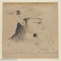 【欣赏级】YD12159899-印度画异域文化高清晰图片电子文件下载-7M-1292X2000