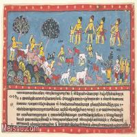 【欣赏级】YD12159762-印度画异域文化高清晰图片电子文件下载-6M-1930X1233