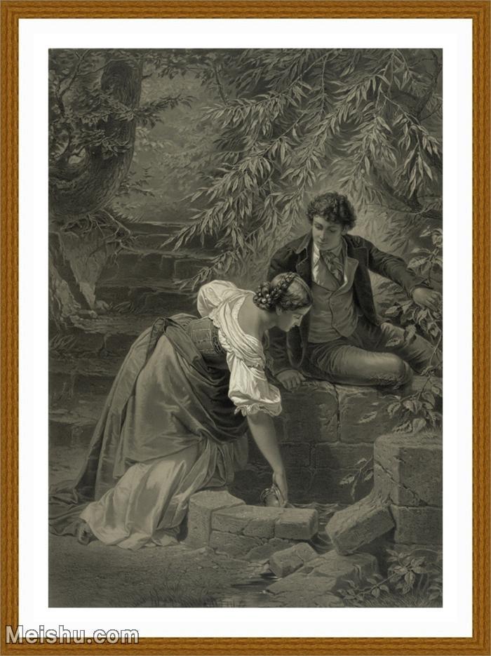 【印刷级】SM9196603-名作底稿-情侣树林台阶青年男女高清图片-67M-4066X5767.jpg