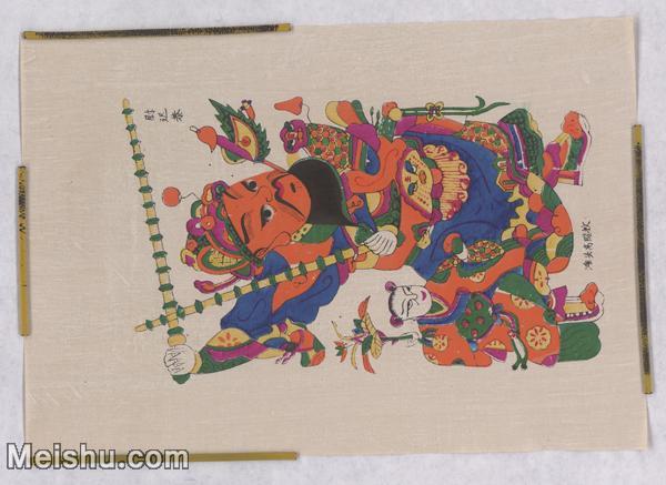 【超顶级】MSH1103民俗画滩头年画图片-432M-14400X10496.jpg