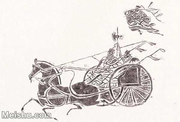 【印刷级】MSH1099民俗画战车战马图片-14M-2938X2008_1548421.jpg
