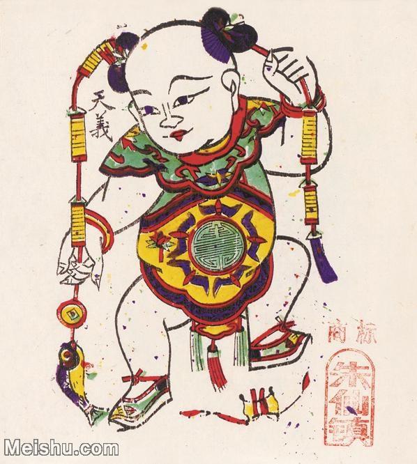 【印刷级】MSH1020民俗画朱仙镇年画年年有余图片-25M-2351X2618_1545234.jpg