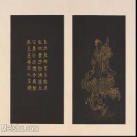 【打印级】GH6060424古画观音画像专辑22册页图片-17M-3096X2024