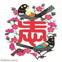 【印刷级】MSH1035民俗画民俗剪纸春图片-22M-2144X2799_1520906