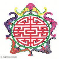【印刷级】MSH1029民俗画民俗剪纸喜图片-23M-2308X2678_1518406