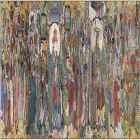 【超顶级】GH7280334古画人物三清殿西壁画全图镜片图片-108M-11204X3378_55668145