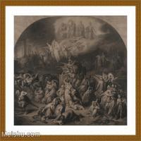 【印刷级】SM9196868-名作底稿-古希腊神话传说众神之战高清图片-43M-4199X3653
