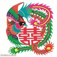 【印刷级】MSH1027民俗画民俗剪纸喜图片-21M-2107X2651_1516562