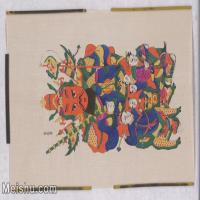 【超顶级】MSH1106民俗画滩头年画图片-438M-14528X10560