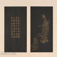 【打印级】GH6060415古画观音画像专辑8册页图片-17M-3096X2024