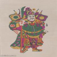 【超顶级】MSH1111民俗画门神年画 图片-52M-3292X5584