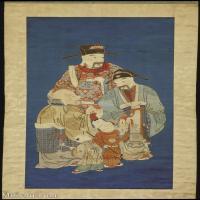 【印刷级】GH6155034古画立轴人物图片-17M-1868X3199_14791531