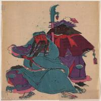 【打印级】GH6086006古画人物立轴图片-59M-3468X5950_14833136