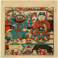 【欣赏级】GH6060632古画中国版画大英博物馆藏1册页图片-12M-1775X2468_13304451