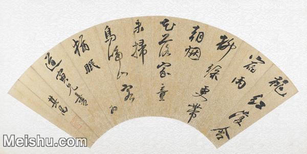 【打印级】GH6070025古画书法扇面图片-40M-5300X2672.jpg