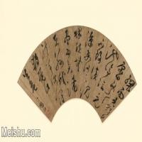 【超顶级】GH6070008古画书法扇面图片-139M-9252X5243_8842479