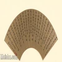 【超顶级】GH6070000古画书法扇面图片-123M-9467X4536_8843556