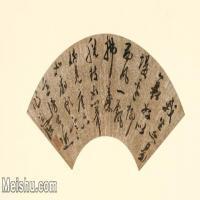 【超顶级】GH6070010古画书法扇面图片-131M-9228X4958_8841013