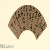 【超顶级】GH6070006古画书法扇面图片-122M-9172X4624_8846629