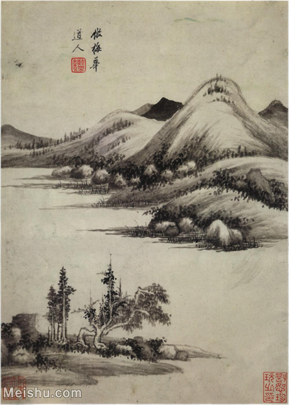 【打印级】GH6060514古画王鉴山水册(16)册页图片-9M-1520X2126.jpg