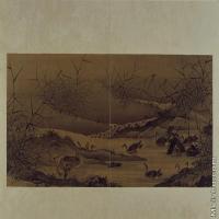 【印刷级】GH6064084古画古琴曲《秋鸿》图谱册1_07依渚图册页图片-70M-6408X3836