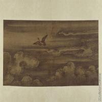 【印刷级】GH6064094古画古琴曲《秋鸿》图谱册2_09一举万里图册页图片-70M-6560X3760