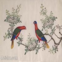 【欣赏级】GH6062883古画古代花鸟小品图册册页图片-4M-1600X1012