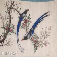 【欣赏级】GH6062885古画古代花鸟小品图册喜鹊册页图片-4M-1587X1028