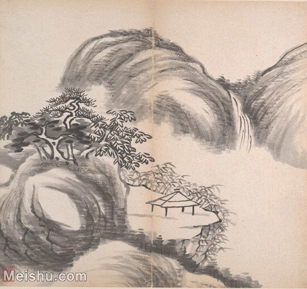 【欣赏级】GH6063935古画古代山水册页-(2)册页图片-9M-1856X1748.jpg